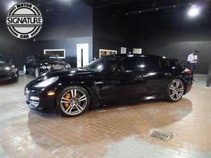 2011 Porsche Panamera STUNNING 4S ALL BLACK EVERYTHING**