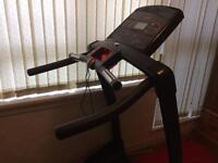 York fitness treadmill.