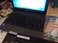 PACKARD BELL NAV80 DOT SE NETBOOK WINDOWS 7 AND FULL MS OFFICE