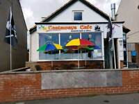 Leasehold cafe for sale