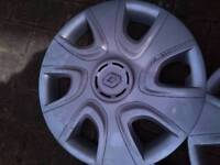 Renault wheel trim