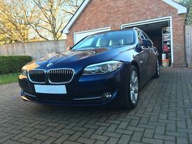 BMW 525 5 Series Estate Full Main BMW Main Dealer History Very Low Mileage