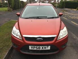 2009 FORD FOCUS 1.6 petrol in excellent condition