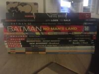 Various Comics (14 Volumes, Batman, Avengers, Deadpool, Iron Man, Chew etc.)