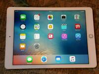 Apple ipad air 2 white 64gb mint condition