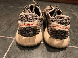 Adidas Yeezy Boost 350 Turtle Dove - UK Size 9