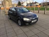 Vauxhall Corsa Hatchback 1.2 16v SXi 3dr 2004 64k miles