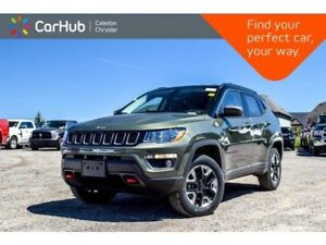 2018 Jeep Compass New Car Trailhawk|4x4|Bluetooth|Backup Cam|R-S