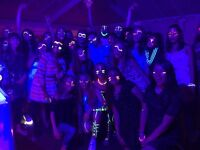 Children's Disco Parties - UV Glow Parties!!
