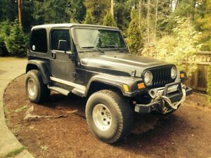 1997 Tj for sale