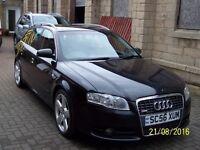 Audi Estate 3.0 Quattro S Line TDI