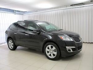 2017 Chevrolet Traverse TEST DRIVE TODAY!!! LT AWD SUV 7PASS w/