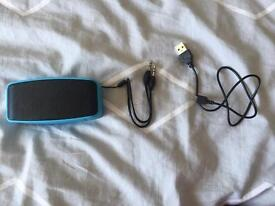 Bluetooth speaker with built in radio