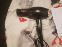 Babyliss S255a hairdryer