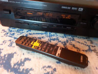 Yamaha DSP-E800 AV Processor with Original Remote