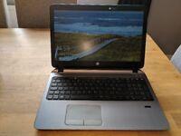 HP ProBook 455 G2 (G6W45EA) Laptop - 128 GB SSD - Windows 10 - Good condition