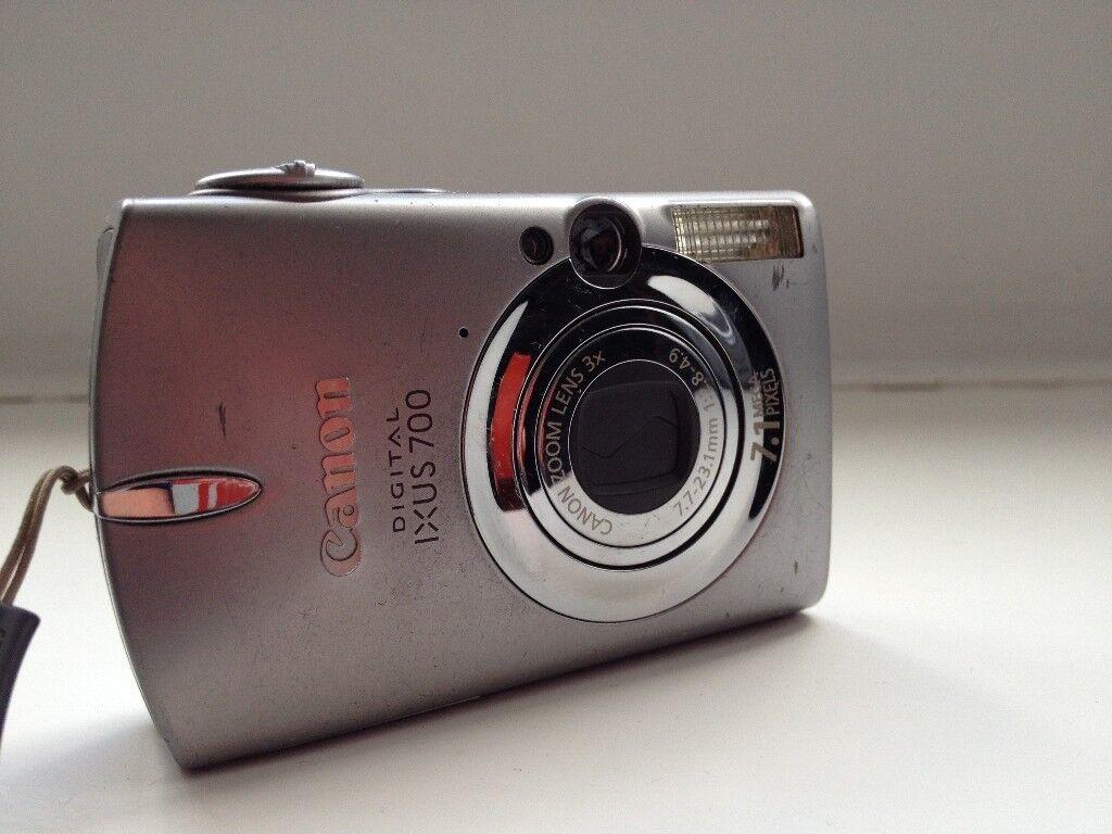 Canon Ixus 700 Digital Camera