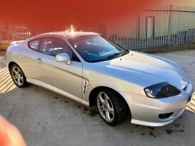 Hyundai coupe 06 excelent condition