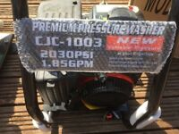 Pressure washer ( petrol ) CJC - 1003 2030 psi 1.85 gpm Brand New