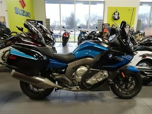2016 bmw K1600GT Special Cosmic Blue Metallic/Black Stor...