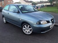 2005 Seat IBIZA, 1.4 Petrol, 97k only, long MOT, 1 owner, new cam belt, FSH (included)!