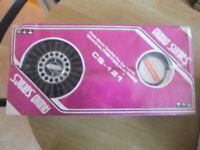 NEW BOXED AUDIO SONICS FLUSH SPEAKERS CS-121.