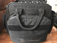 Defected LIMITED EDITION dj bag/trolley