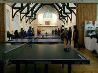 TABLE TENNIS GROUP COACHING WITH INTERNATIONAL PROFESSIONAL COACHES