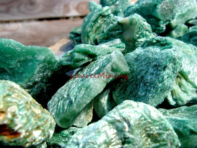 FUSCHITE - 2000 Carat Lots - All Natural - MICA - PLUS FREE GIFTS - Rough Stone