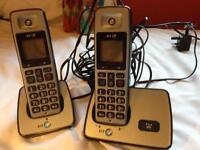 BT cordless phones digital