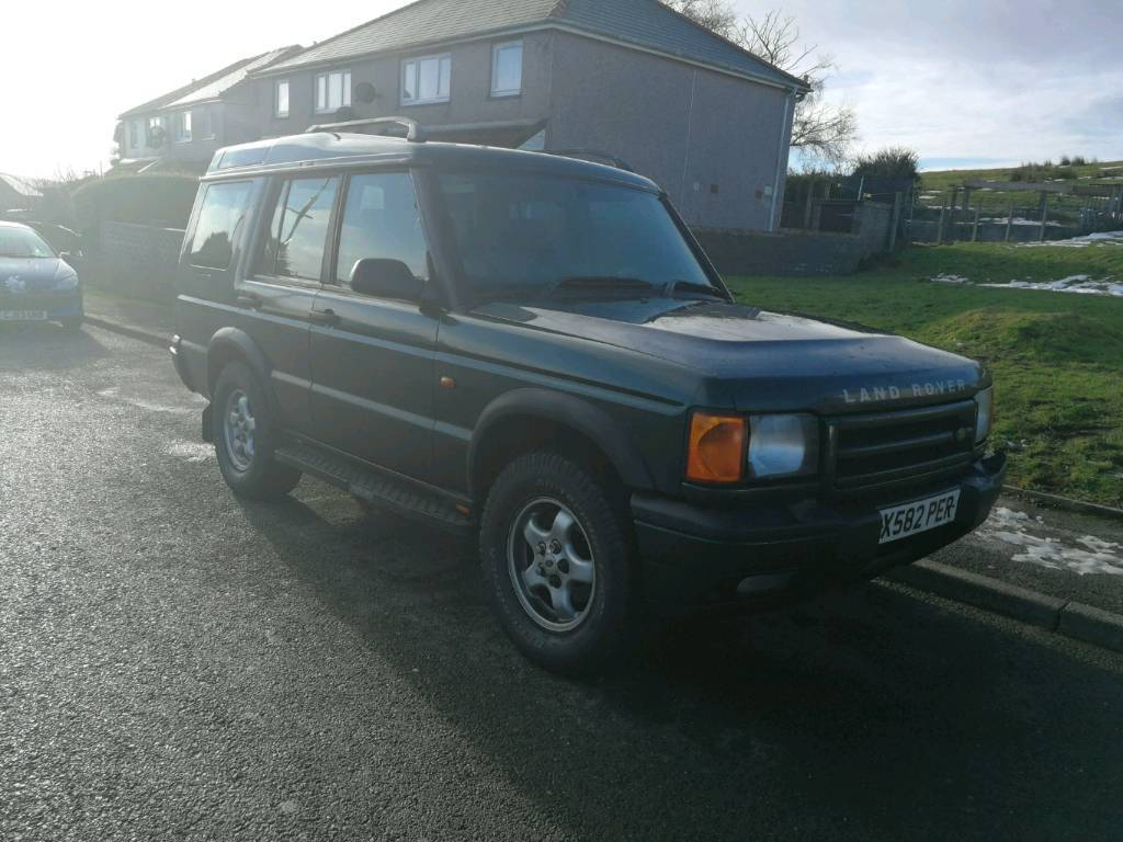 Land rover discovery td5 2001 7 seater for sale | in Tredegar ...