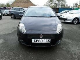 60 plate FIAT PUNTO GRANDE 1.4 SOUND LTD EDITION 1 OWNER FSH