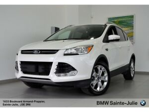 2015 Ford Escape Titanium, Navigation, Toit Ouvrant Panoramique