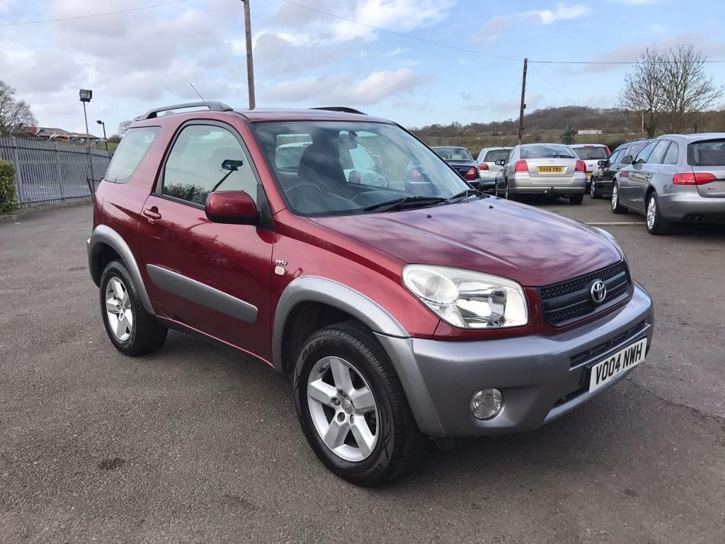 toyota rav 4 xt3 2 0 vvti 4x4 red 2004 in maidstone kent gumtree. Black Bedroom Furniture Sets. Home Design Ideas