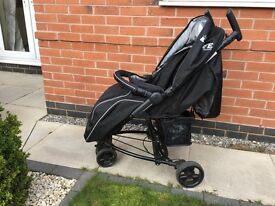 ISafe Visual 3 Stroller - Excellent condition