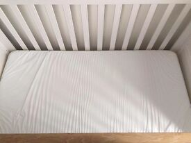 Babies cot immaculate condition
