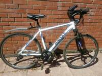 Dawes Discovery 4 Hybrid Bike