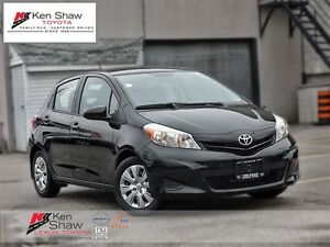 2014 Toyota Yaris LE AUTOMATIC WITH PWR GROUP