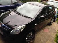 Hyundai i20 5 door,26000 mileage,1 owner.