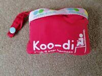 Koo-di chair harness