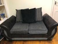 Two seater DFS sofa