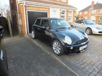 mini cooper 03 fitted with jcw body kit mot till september
