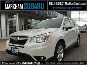 2015 Subaru Forester 2.5i Convenience - SOLD!!!