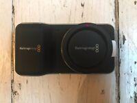 **SOLD** Blackmagic Pocket Cinema Camera BMPCC, EXCELLENT condition
