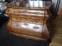 Lovely old antique commode £600