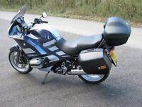 BMW R1150RS SE