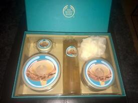 Body Shop Argan Oil Gift Set