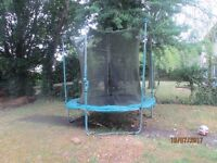 Hudora trampoline