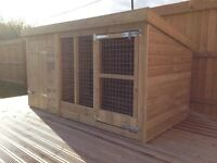 Dog kennels /hutches / chickens coup / sheds