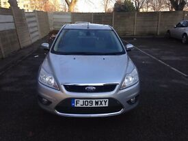 Ford Focus Zetec- MOT until Jan 2018- Low Mileage- New in Stock- 1.6